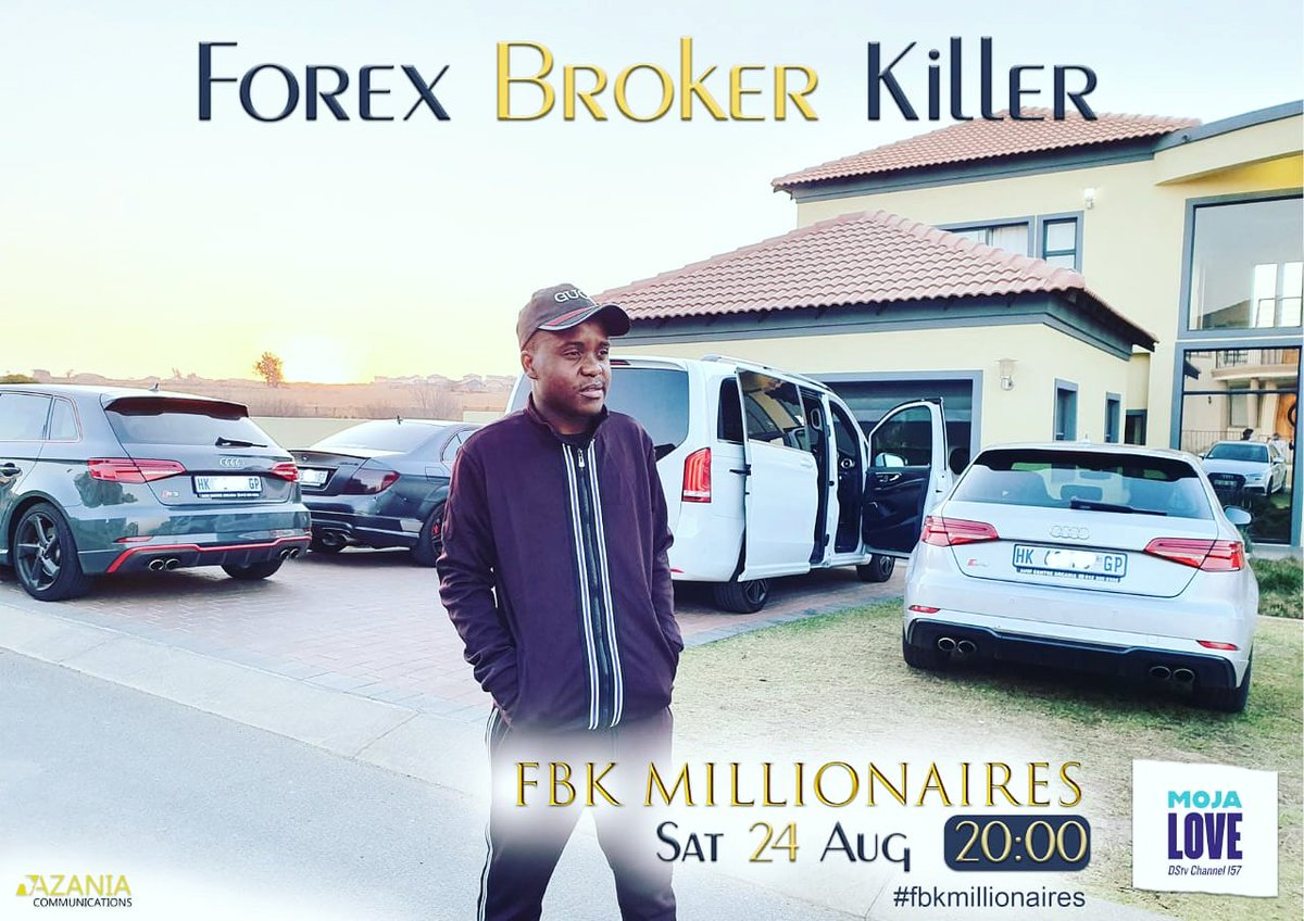 Competition time, today I'm giving away R46 000 (23x winners, R2000 each) ... all you have to do is state your opinion about forex or my reality show using the hashtag #fbkmillionaires on all social media platform (especially on twitter)... remember to use #fbkmillionaires...<br>http://pic.twitter.com/MzmwRiUHf8