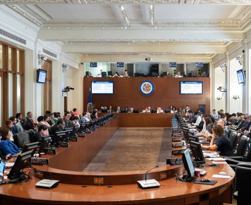 WEDNESDAY, August 28   #OAS Permanent Council to Analyze Political and Social Crisis in #Nicaragua and to Discuss Resolution on the Human Rights Situation in #Venezuela #OEAconVzla   Wednesday, August 28  10:00 EDT (14:00 GMT)  #OAS HQ More Info:  http:// bit.ly/2MySM6Q    <br>http://pic.twitter.com/662kTNujL0