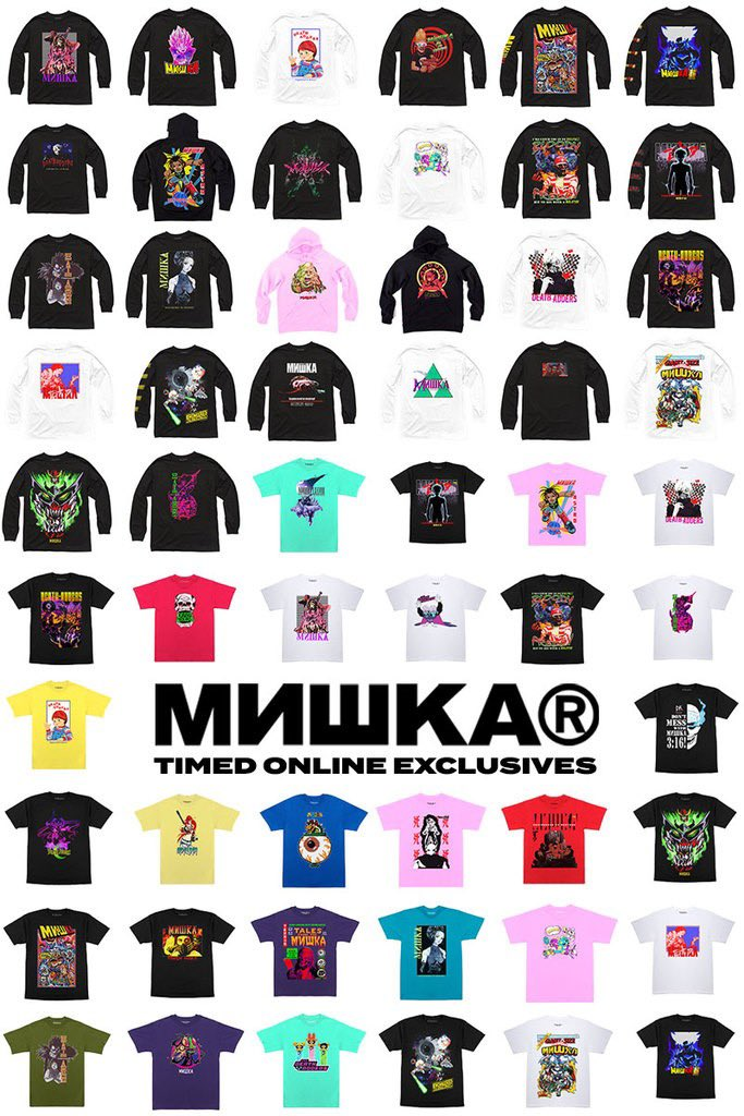 Timed Releases are back for 72 hours only! mishkanyc.com