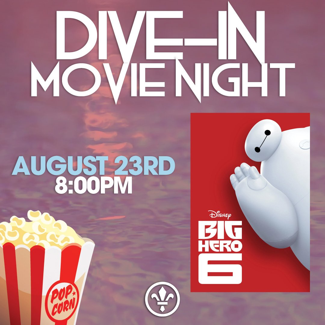 Come hang out in the pool to wash away (or celebrate) the back-to-school blues and watch the very fun movie Big Hero 6, tonight's feature for Dive-In Movie Night!  #ThePaseoClub #DiveIn #Movie #Night #Film #Swim #Kid #Drinks #Food #Summer #Fun #SantaClaritapic.twitter.com/Pcgf3WdXwr