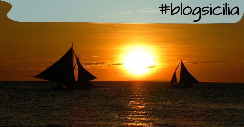 """""""Solo in viaggio scopriamo davvero chi siamo"""". L. Vedovato   Buona serata da #blogsicilia"""