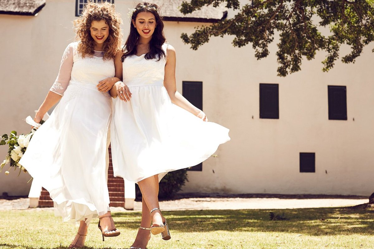 😍@Curvissa has unveiled its first #bridalcollection designed for sizes UK 14 to 32.  It includes a range of different styles in high quality fabrics and figure-flattering shapes at affordable prices. https://t.co/lbUfWRNWHv #plussize #curvybride  #plussizedbride #wedding https://t.co/LU6vFFTAVH