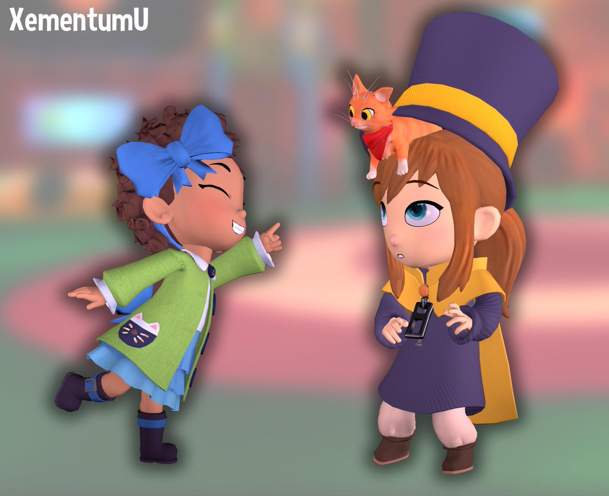 A HAT IN TIME | Nintendo Switch: Oct 18 (@HatInTime) | Twitter