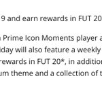 Image for the Tweet beginning: specifics on new objectives
