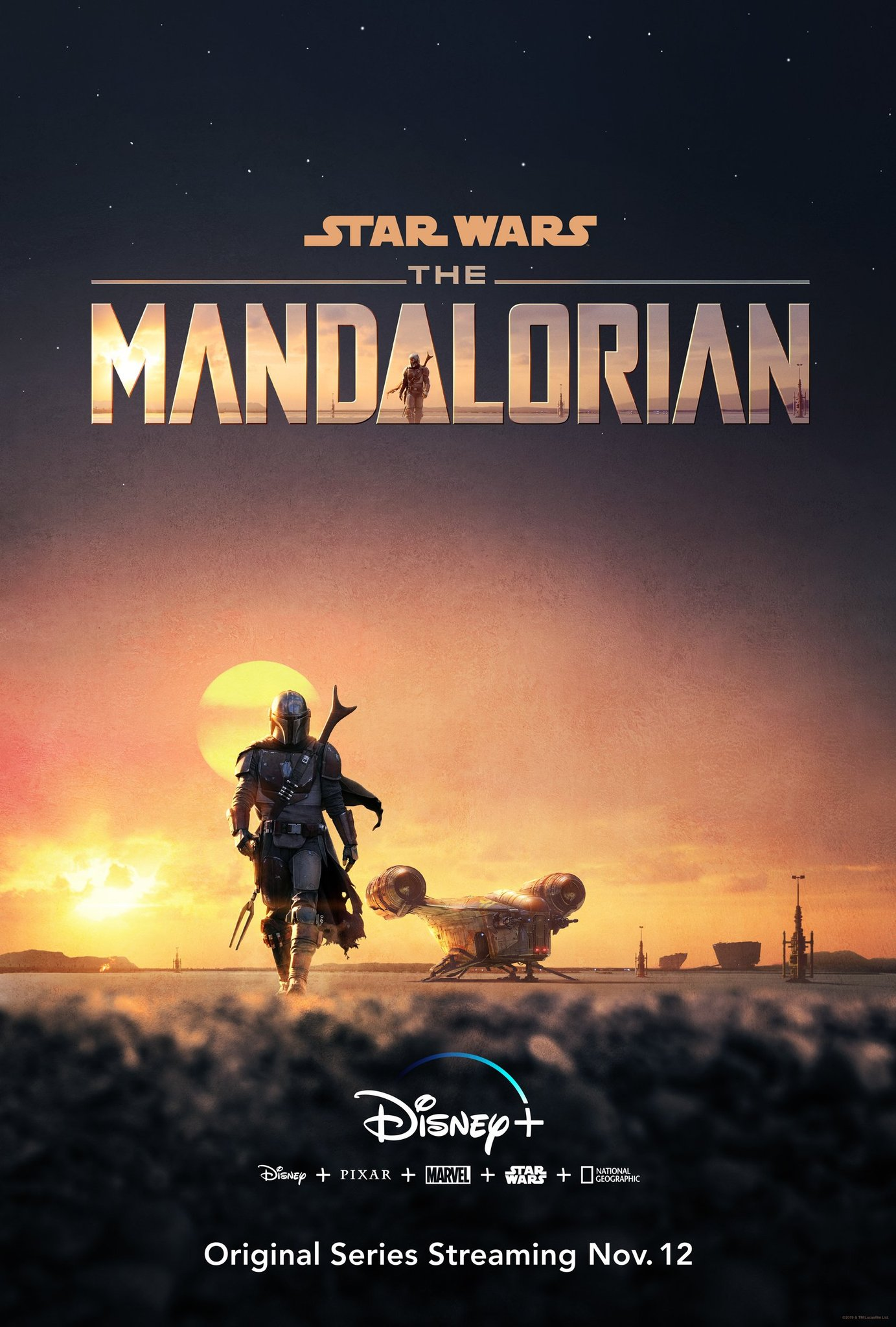 Star Wars : The Mandalorian [Star Wars - 2019] - Page 3 ECqCki2VAAAwfVz?format=jpg&name=large