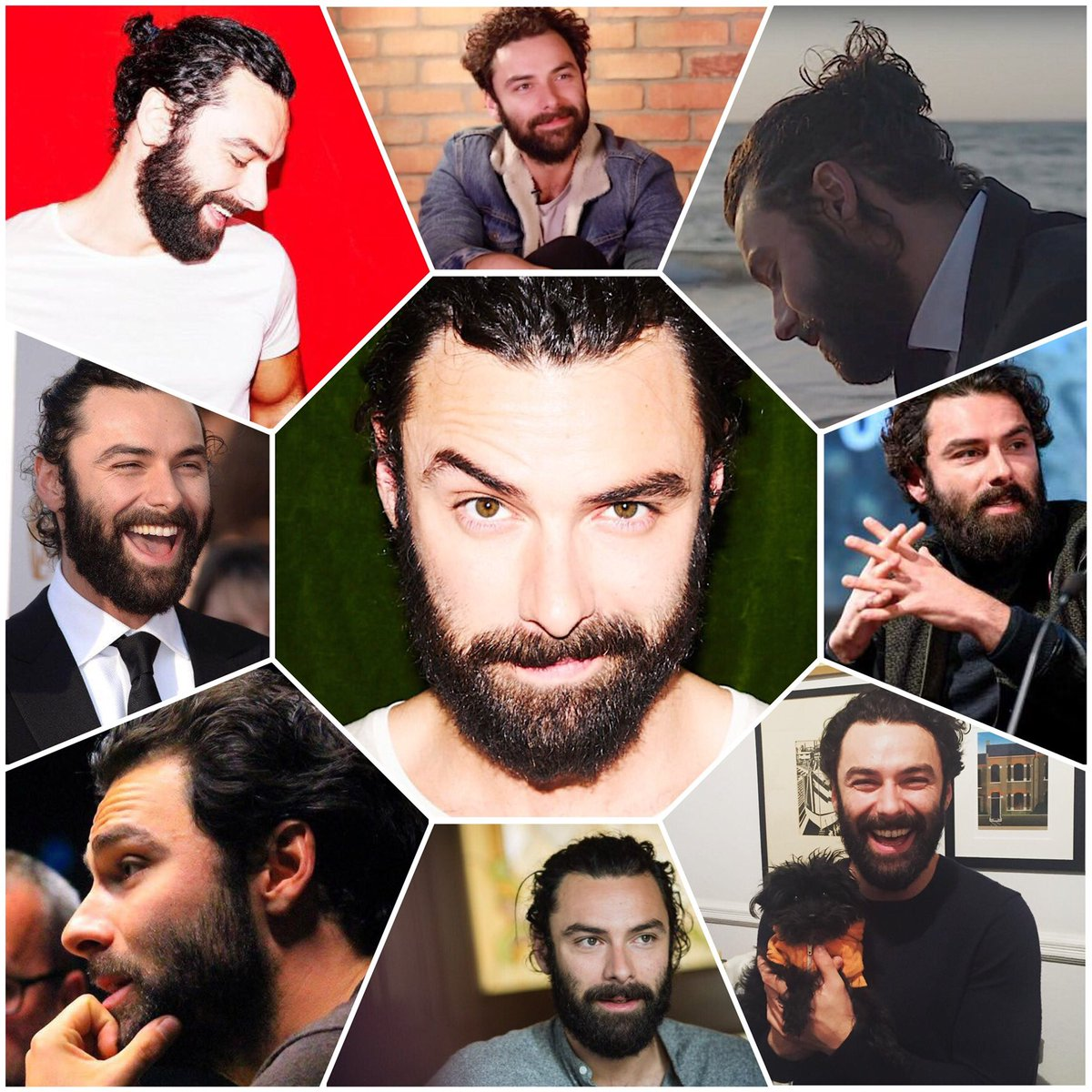 Have an excellent #FurryFriday !! #AidanTurner #AidanCrew  <br>http://pic.twitter.com/GCaJpRQiEG