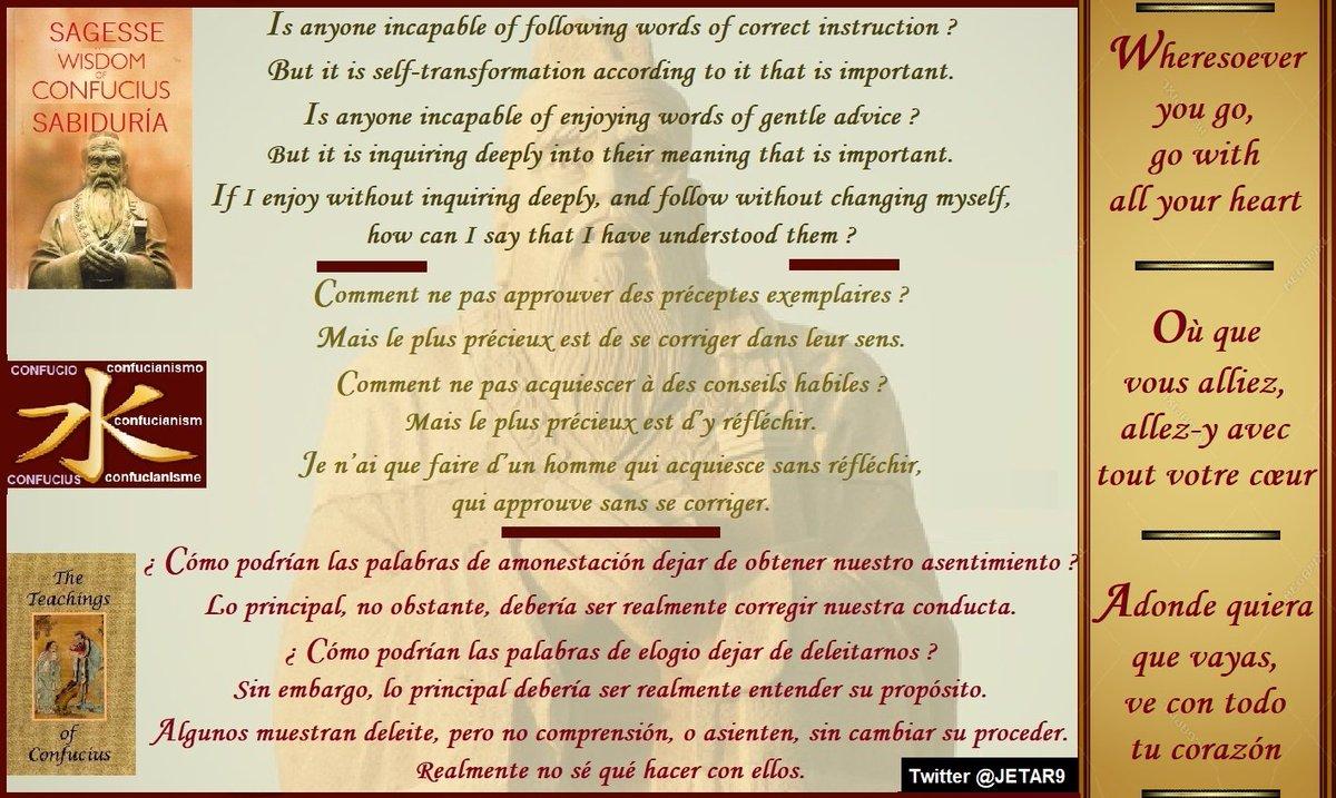 ― Peu importe votre lenteur d'aller, à condition que vous ne vous arrêtiez pas. #Sagesse / ― It does not matter how slowly you go as long as you do not stop. #Wisdom / ― No importa cuán lento vayas, siempre y cuando no te detengas. #Sabiduría #Confucio #Confucius