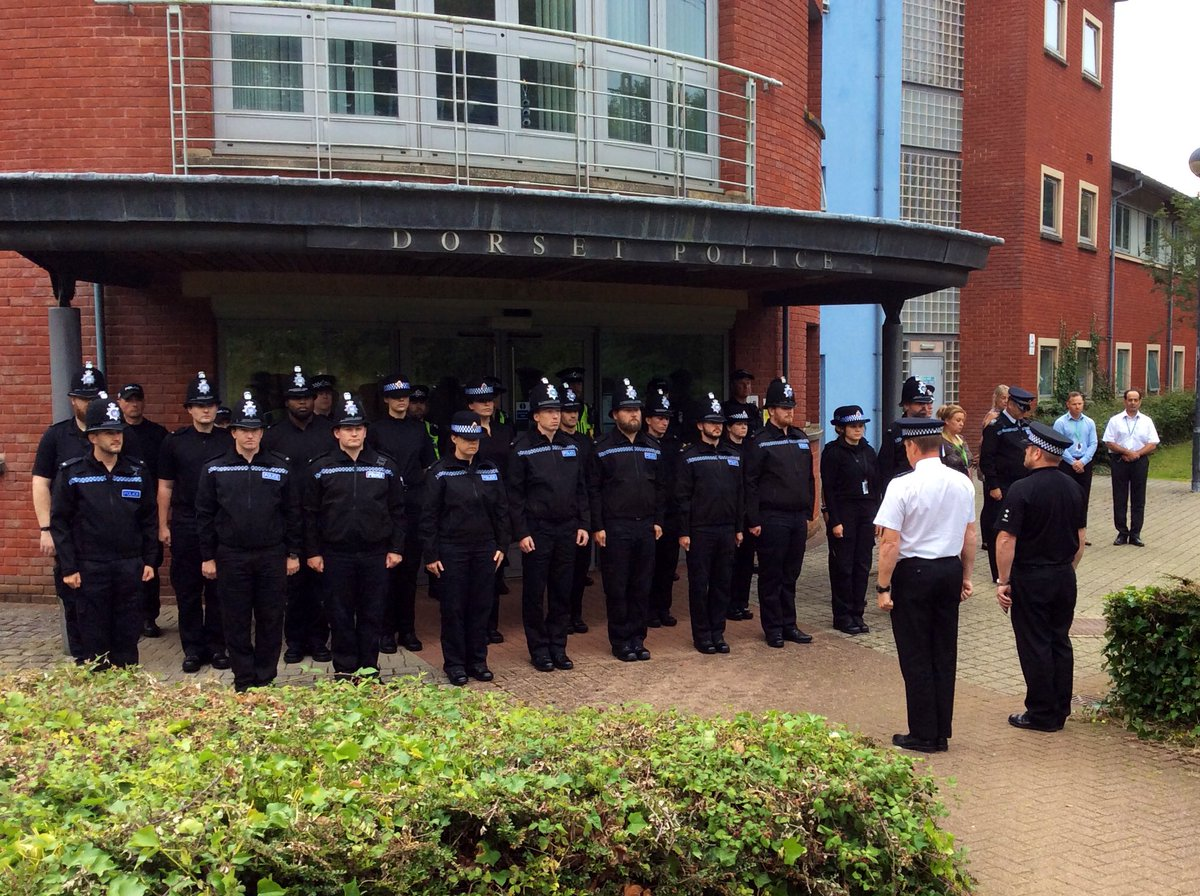 Earlier today officers and staff from across the Force paused for a minute silence to remember PC Andrew Harper. #RIP<br>http://pic.twitter.com/c2diz3j8Mg