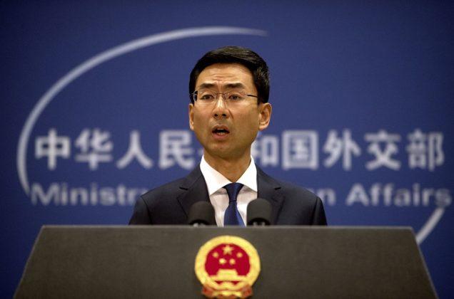 #23Ago #China defiende arresto de canadienses y exige liberación de directiva #Huawei http://bit.ly/2KRG2pZ
