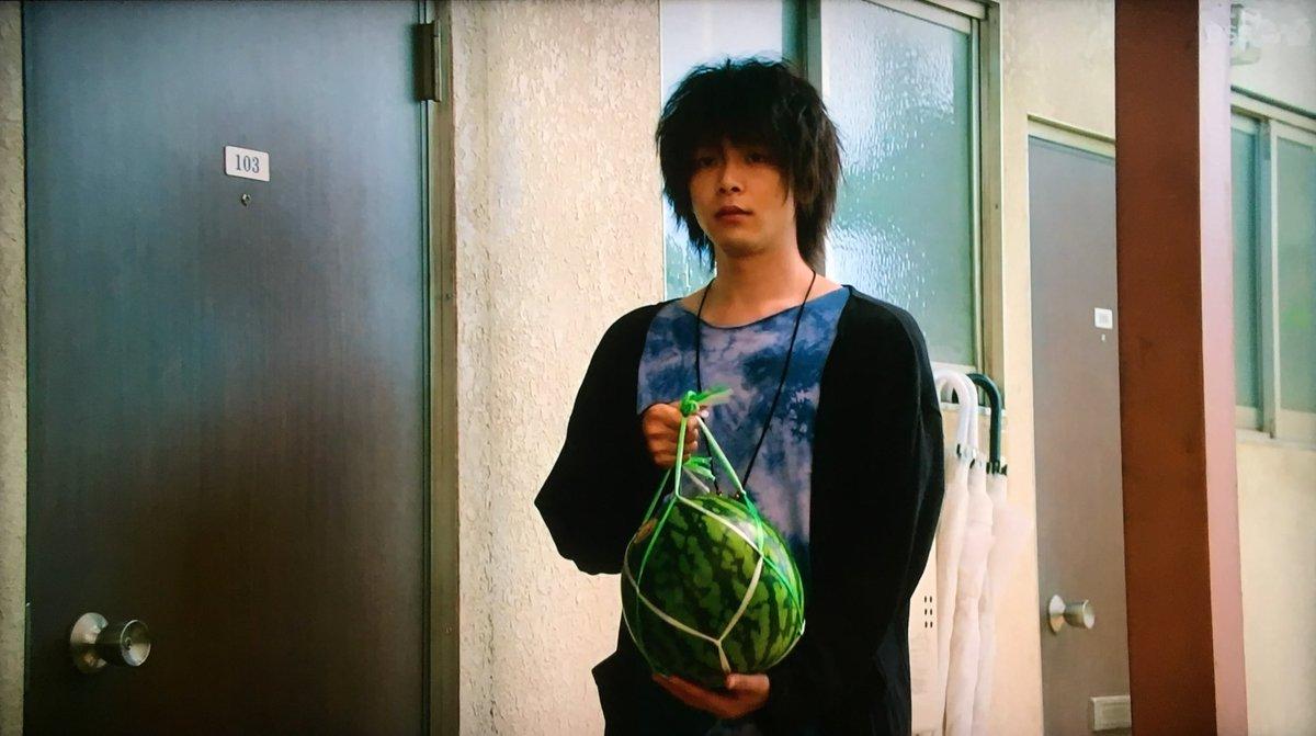すいかと共に置いていかれて心痛めてるゴンさん可愛すぎて無理(不謹慎)#凪のお暇