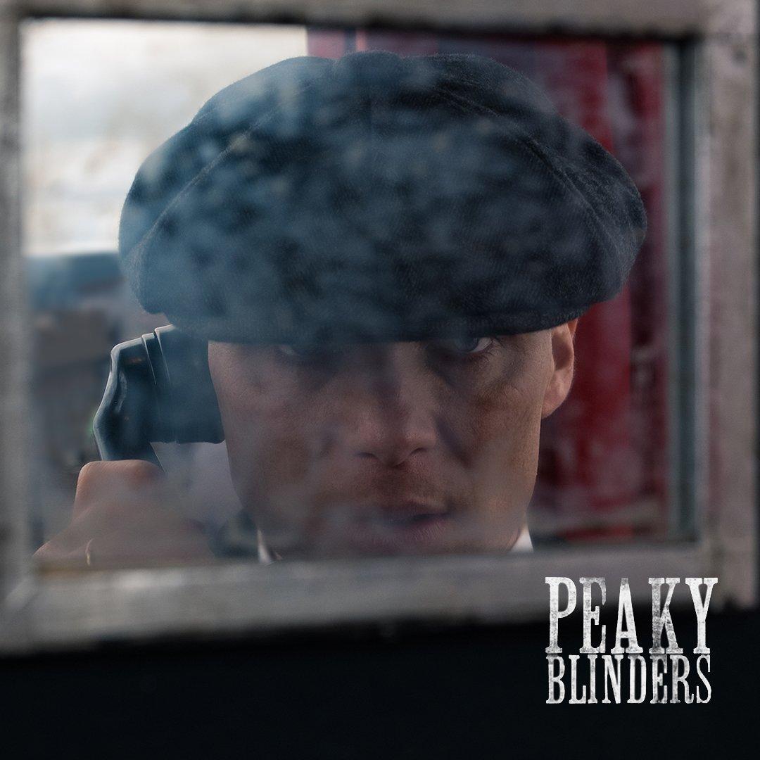 #PeakyBlinders Series 5. @bbcone. Now.