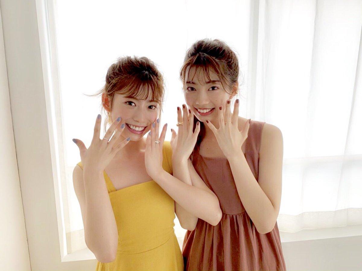 本日8月23日(金)発売の「JJ」10月号にJJ専属モデルとして高本彩花が、東村芽依と登場しています🎂ぜひチェックしてみてください🍒🍓#日向坂46#あゃめぃちゃん🍬#JJmag