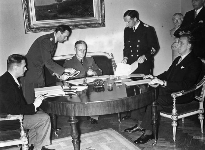 Russia reveals 'secret protocol' carving up Eastern Europe in 1939 Molotov-Ribbentrop pact