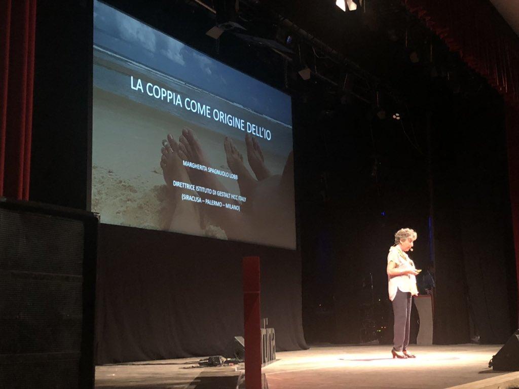 """""""La coppia come origine dell'IO""""  #TEDxCorti..."""