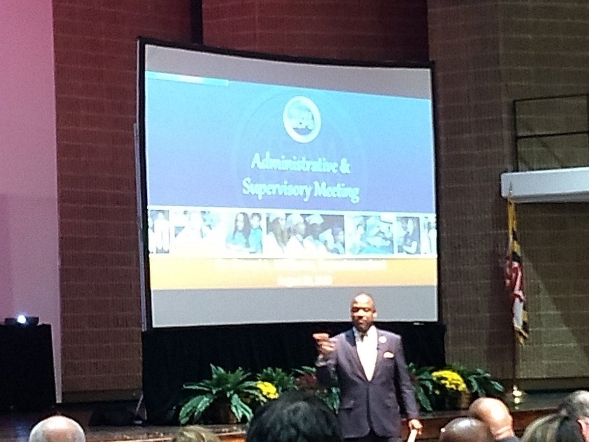 Welcome @BCPS_Sup. #WeAreFamily