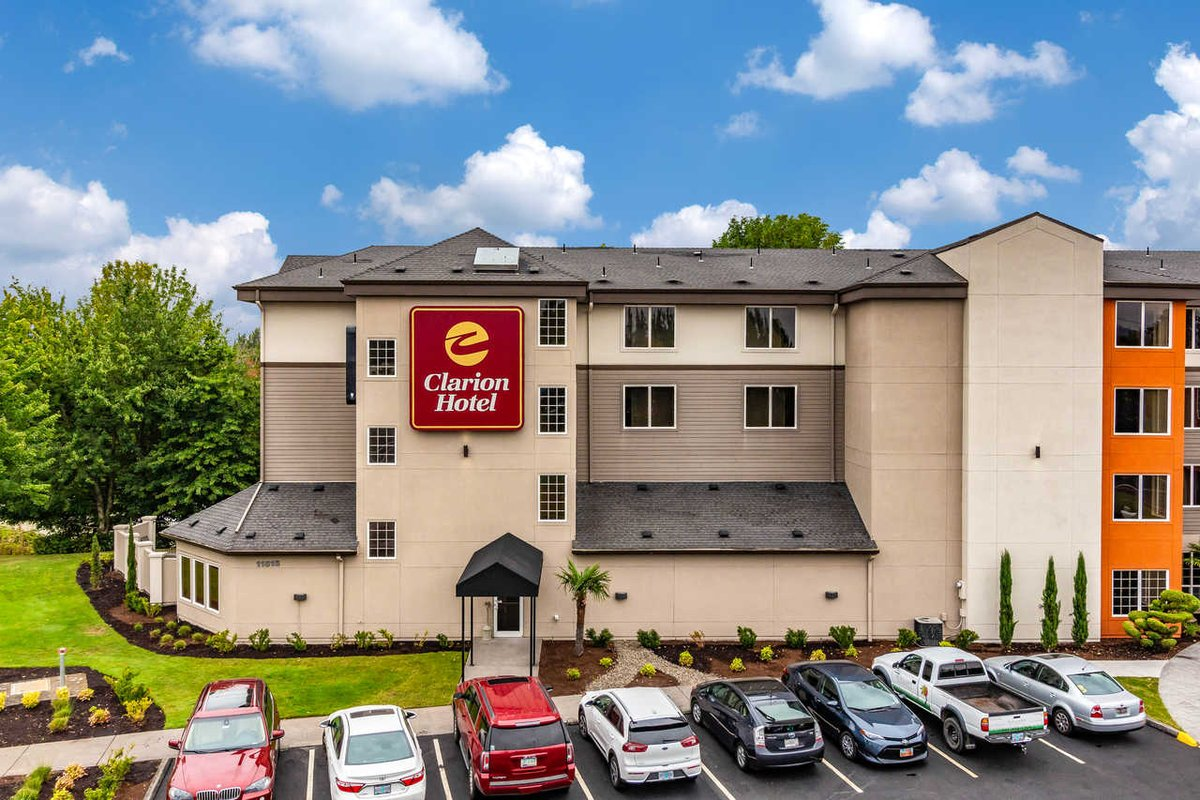 Pdx Long Term Parking >> Clarion Hotel Pdx Airport Pdxstay Twitter