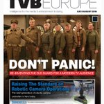 Image for the Tweet beginning: #TVBEurope magazine included the #Telemetrics