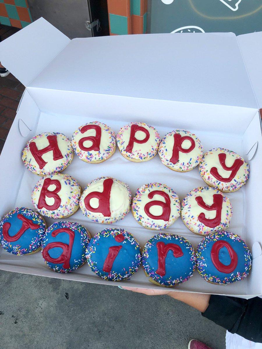 Happy Birthday Jairo!