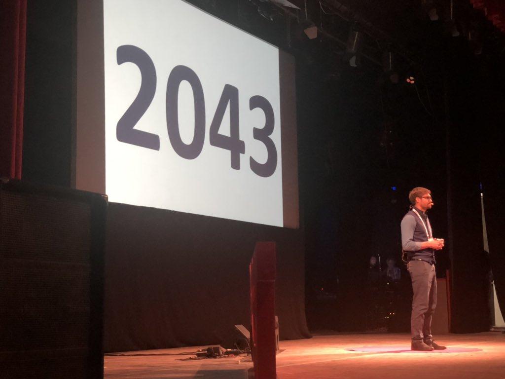 Cosa accadrà nel 2043?   #TEXCortina #IOrigine ht...