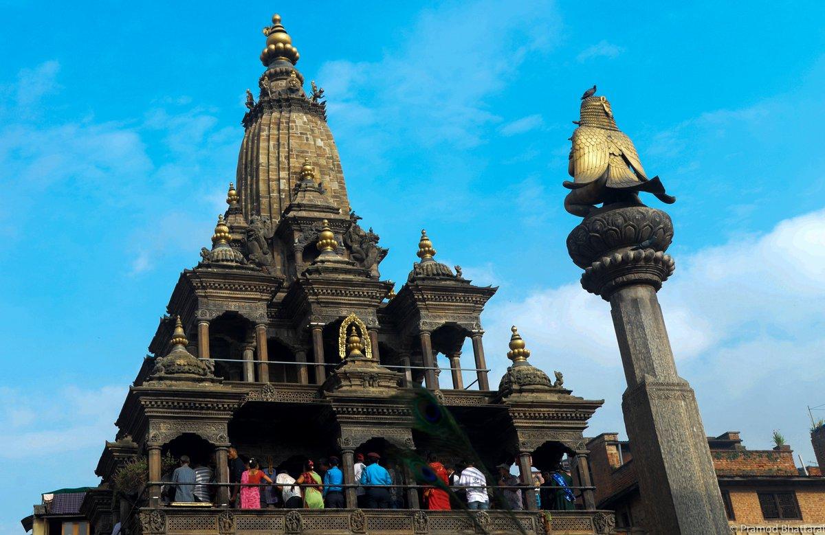 कृष्ण मन्दिर, पाटन#कृष्णजन्माअष्टमी#VisitNepal2020