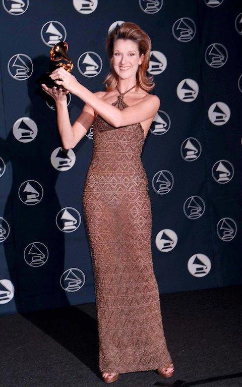 Celine Dion Grammy Looks - 90s Edition  - A Thread - https://t.co/EAcLGoI9ai