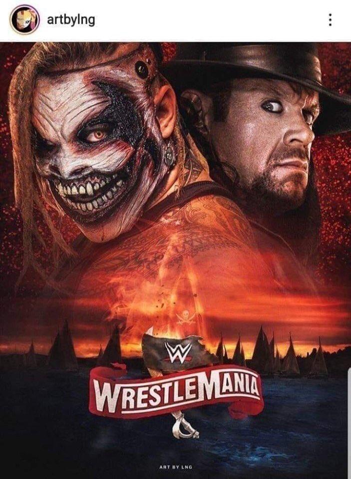 Futur match de Wrestlemania ? <br>http://pic.twitter.com/CJPyR1bThE