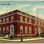 #DYK? The Maude R. Toulson Federal Building and U.S. Post Office in Salisbury, MD is managed by GSA and was first built in 1924 as large brick building with Classical Revival styling. Learn more: https://t.co/CW2r9MLPMy #NationalMarylandDay