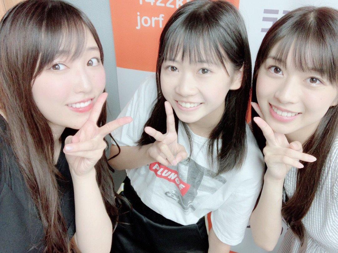 【9期 Blog】 ラジオ!☆譜久村聖:…  #morningmusume19