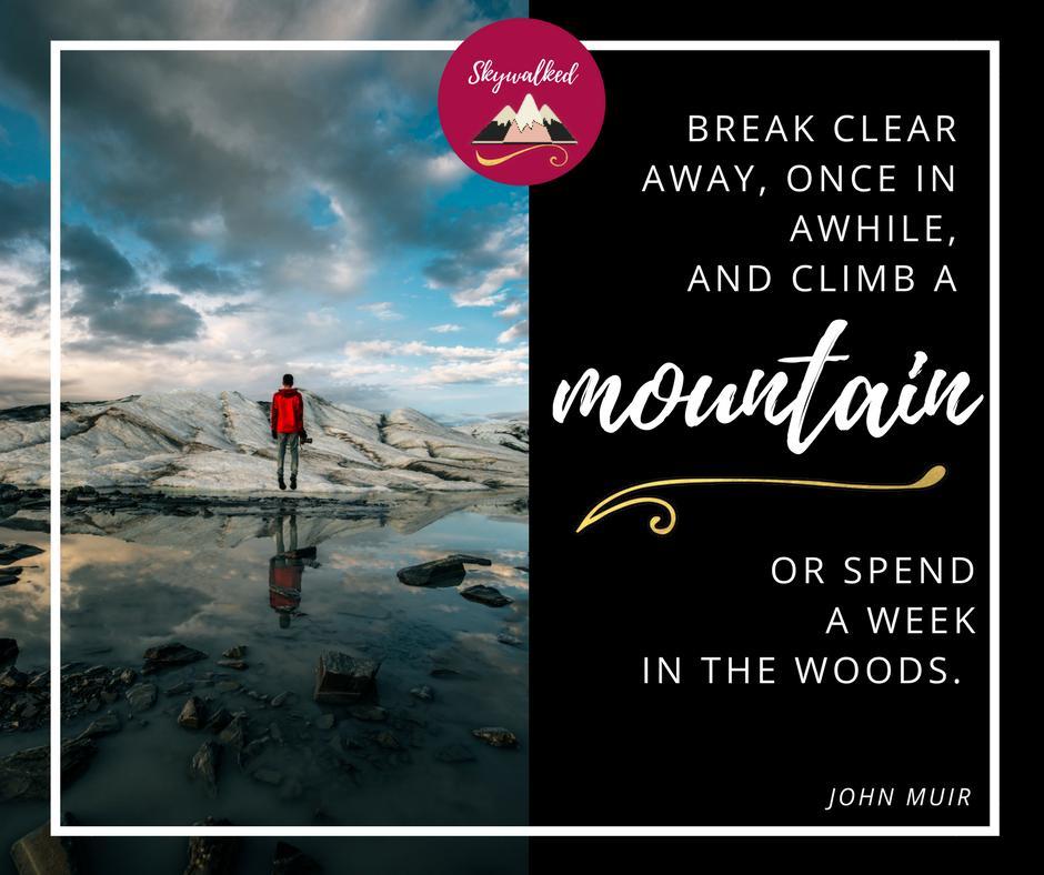 Pick a mountain, any #mountain. #hiking #amwriting #mountains
