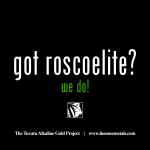 Image for the Tweet beginning: got roscoelite? we do! #alkaline