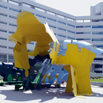"On #NationalMarylandDay, learn about ""Baltimore Federal,"" a 1978 sculpture by artist George Sugarman, commissioned through GSA's Art in Architecture Program, now at the Edward A. Garmatz Federal Building in #Baltimore, MD! https://t.co/y9M1QbtVxV"