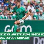 Image for the Tweet beginning: So könnte #Werder gegen die