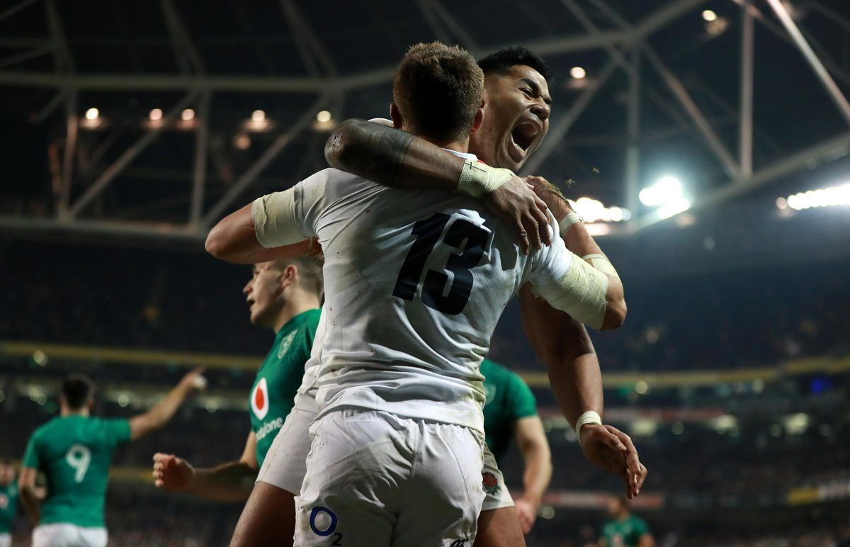 test Twitter Media - ⭐ THE BIG PREVIEW ⭐  Stats, facts, line-ups, head-to-heads...  Everything you need to know ahead of tomorrow's #ENGvIRE #QuilterInternationals showdown at Twickenham: https://t.co/QUpx0MwV6g https://t.co/r1Z7sTE85Z