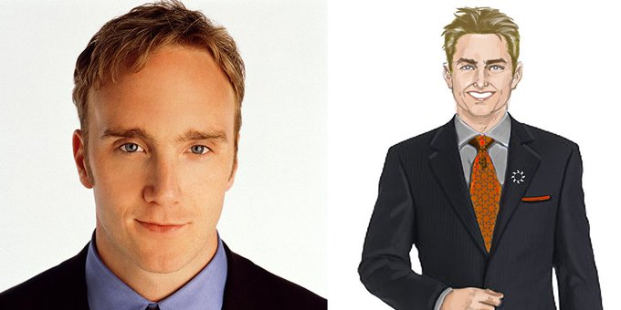 Happy birthday to Jay Mohr who voiced Dane Vogel in Saints Row 2 and Gat out of Hell!