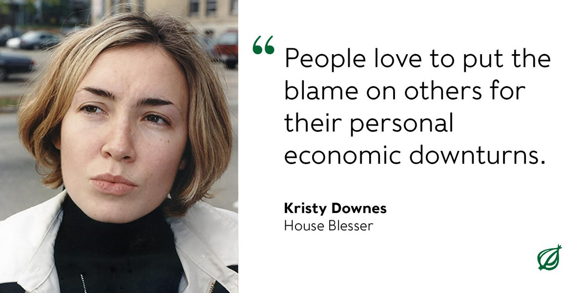 Poll: Half Of Trump Voters Would Blame Him For Recession  https:// trib.al/yVnsYEW     #WhatDoYouThink? <br>http://pic.twitter.com/eveE2uiy7z