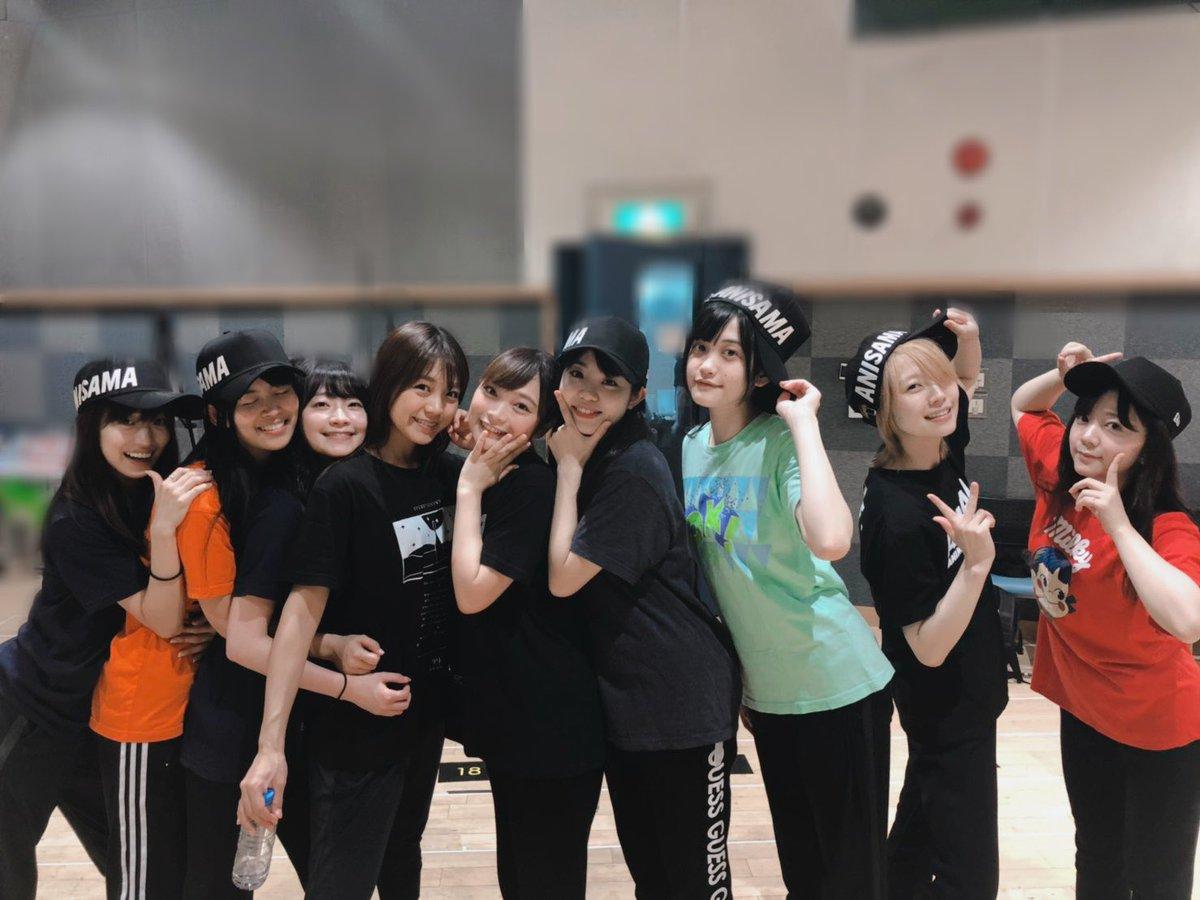 Animelo Summer Live 2019 -STORY-スタァライト九九組リハをしてきました🦒✨私達もビックリする事が盛りだくさんだったからきっと来てくださる方はもっと「ほあッ?!」ってなると思います(?)リハめちゃ楽しかったなぁ☺️今年も楽しみです!!#アニサマ2019 #anisama