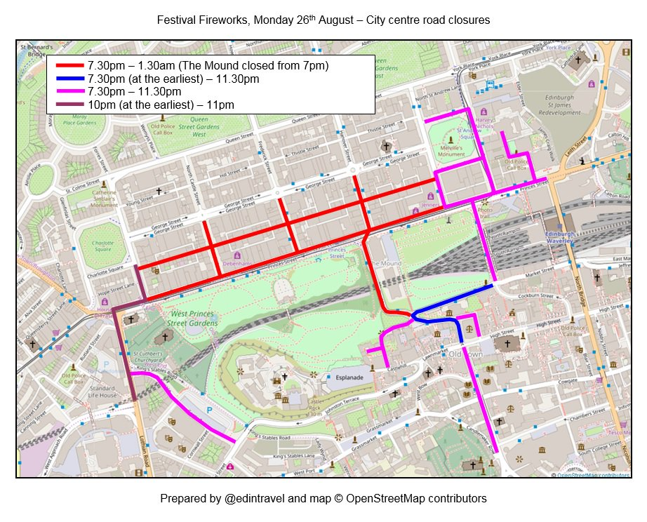 test Twitter Media - The 2019 Festival draws to a close tomorrow with the #VMFireworks - visit https://t.co/L3u8ZEfiWC for full details of City centre road closures and parking restrictions. We'll be on duty from 7am 'til late! #edintravel https://t.co/RfM1mBcXs7