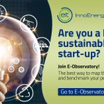 Image for the Tweet beginning: Join @InnoEnergyEU's  E-Observatory 2019