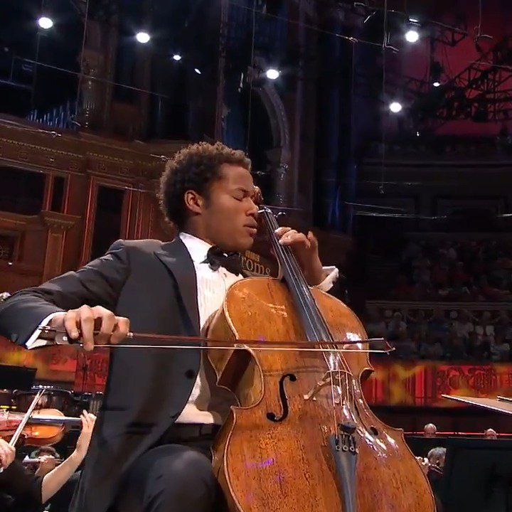 The incredible @ShekuKM with @thecbso giving us all the feels at the @BBCProms. ❤️ Hear the full performance tonight on @BBCFOUR, 7pm. #BBCProms