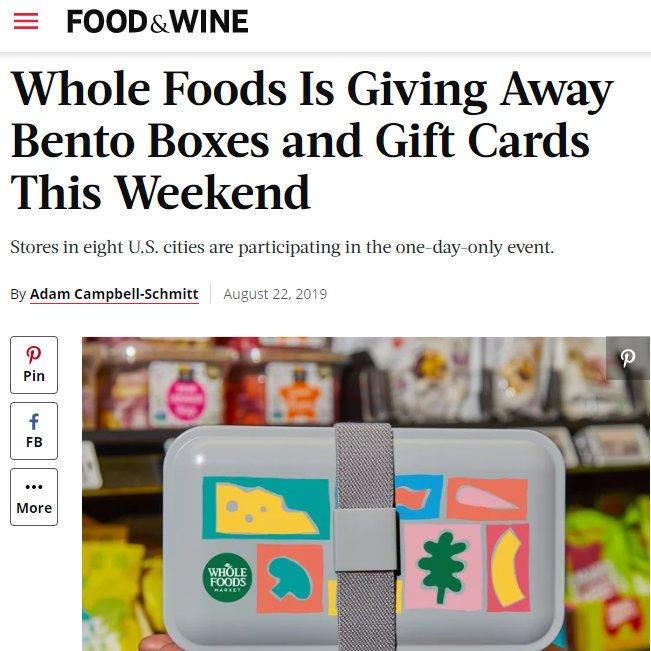 Whole Foods PR (@WholeFoodsPR)   Twitter