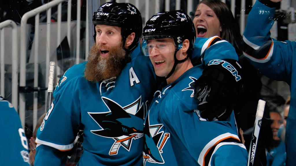 *BREAKING NEWS* - Doug Wilson and San Jose Sharks plan on offering Thornton & Marleau a one year deal! Sources say a contract for both will be offered around or before Marleau's birthday Sept 15. https://t.co/iQCa4nafNq