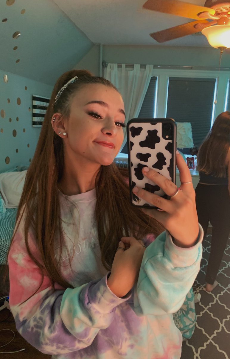no eyeliner on but lookin at you is the fix (♡°ω°♡) @ArianaGrande <br>http://pic.twitter.com/WCw5EVu8P9