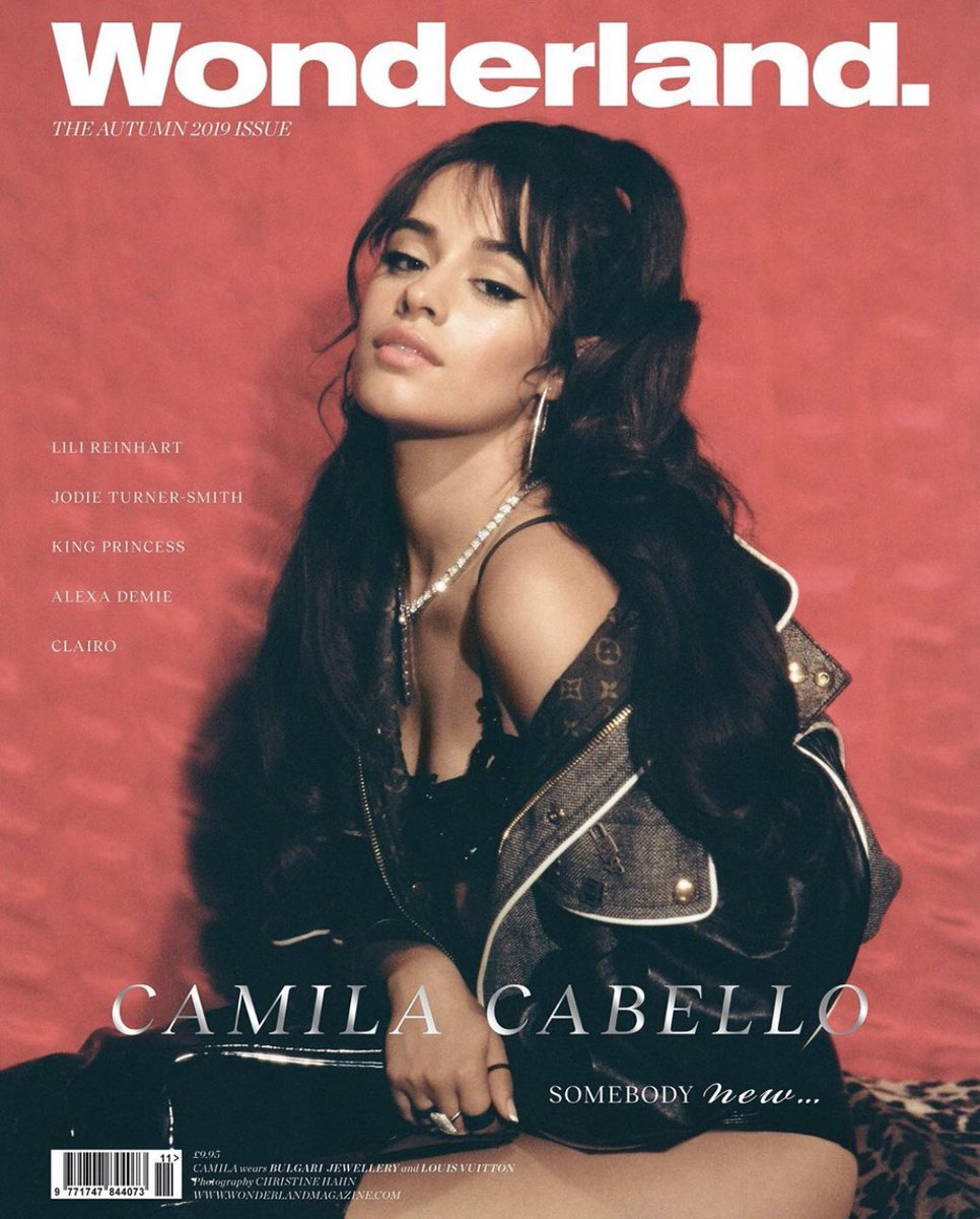 RT @CCUpdater: .@Camila_Cabello for the cover of @wonderlandmag https://t.co/SaWIzsFz1M