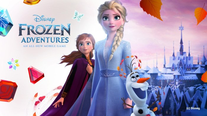 'Frozen' Mobile Puzzle and Adventure Game to Launch in November, Timed for 'Frozen 2' Movie https://t.co/RP6EbmHQDc https://t.co/f7ifSpk5qW