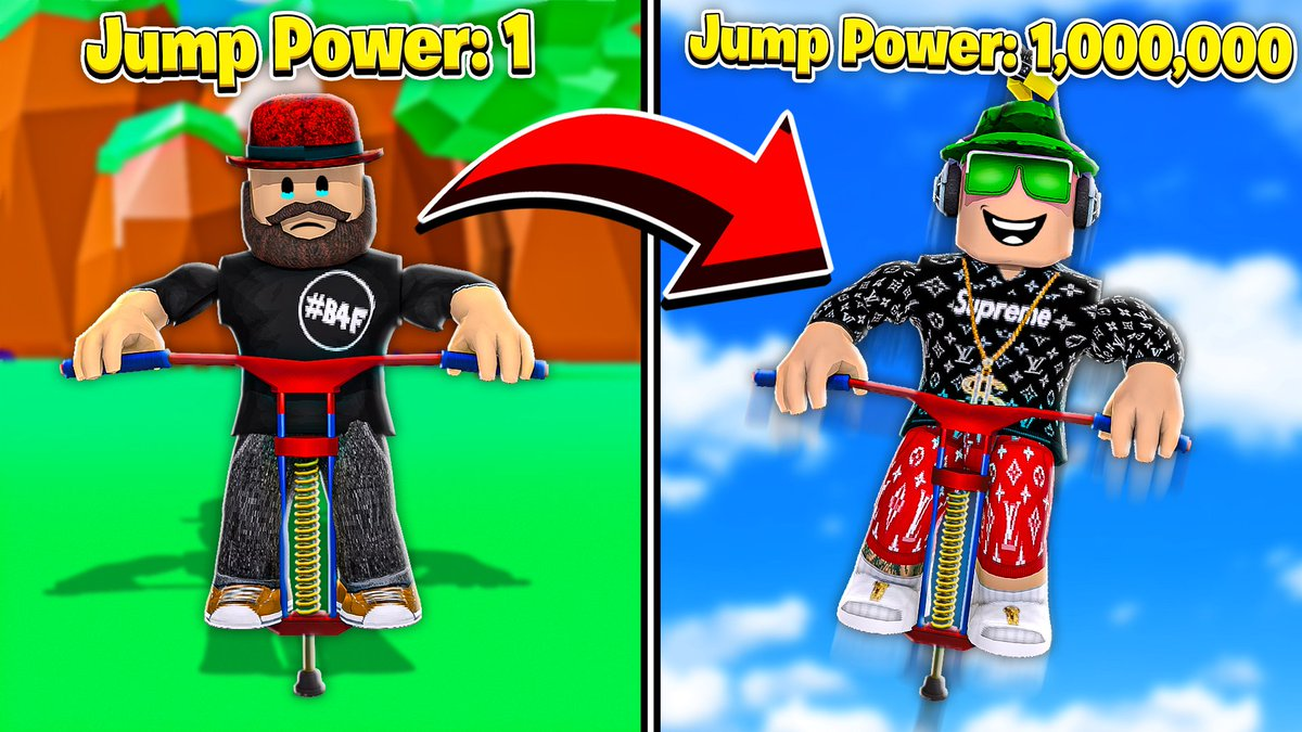 Pogo Simulator Codes Roblox Pogo Simulator Codes 2019 List Blox4fun On Twitter Very Fast Way To Reach Max Jumping Power In Roblox Pogo Simulator Https T Co Y2cnqs4zi6 Youtubegaming