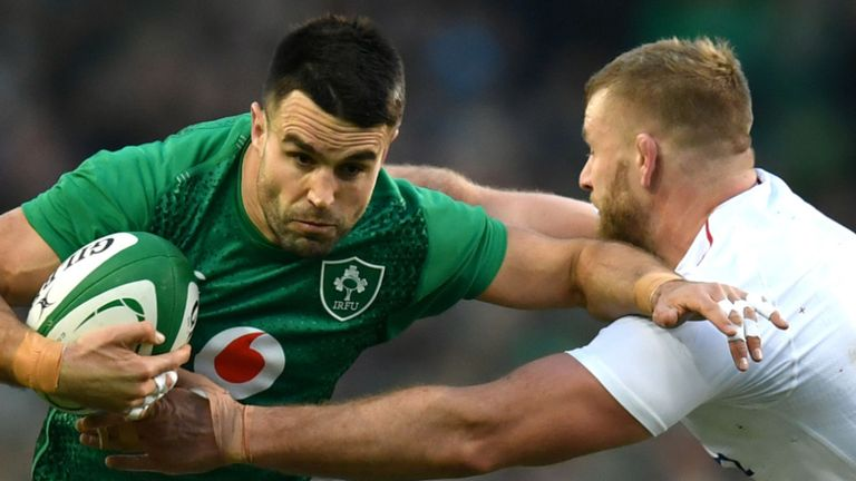 test Twitter Media - England vs Ireland talking points 🏉  England 🏴󠁧󠁢󠁥󠁮󠁧󠁿 host Ireland ☘️ in their third pre-Rugby World Cup summer Tests tomorrow live on Sky Sports Action 📺  👉 Preview here: https://t.co/ZQgJoWChik https://t.co/qCJYAjBbXo