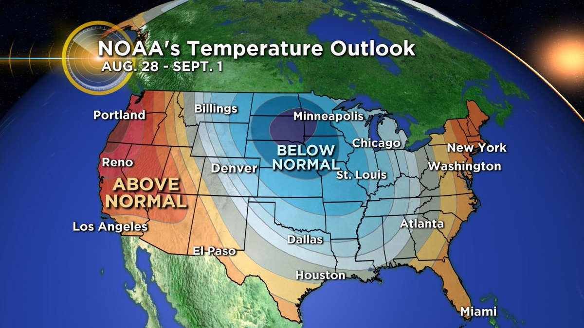 Taste Of Fall Weather Possible Next Week As Pumpkin Spice Lattes Return https://t.co/aScuoDzWFe https://t.co/x4fQb9QPzW