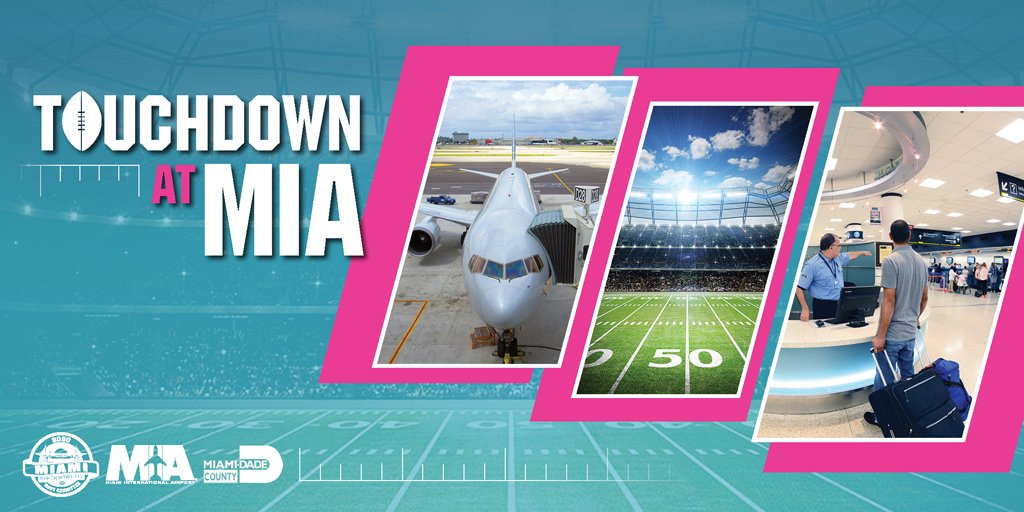 #SuperBowlLIV is coming to #OurCounty! @iflymia is recruiting volunteer ambassadors to help welcome thousands of visitors during #SuperBowl week in January. Be part of the experience & have a blast with other football fans & volunteers. Sign up today at  http:// miami-airport.com    .<br>http://pic.twitter.com/fAUqYA3fC1