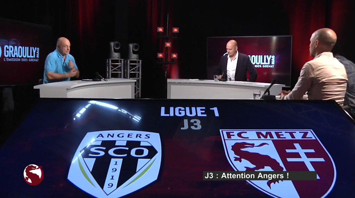 [Replay] Graoully Mag – L'Avant Match #SCOFCM @GraoullyMag @FCMetz     https:// buff.ly/33QcQap     <br>http://pic.twitter.com/G623xqGA76