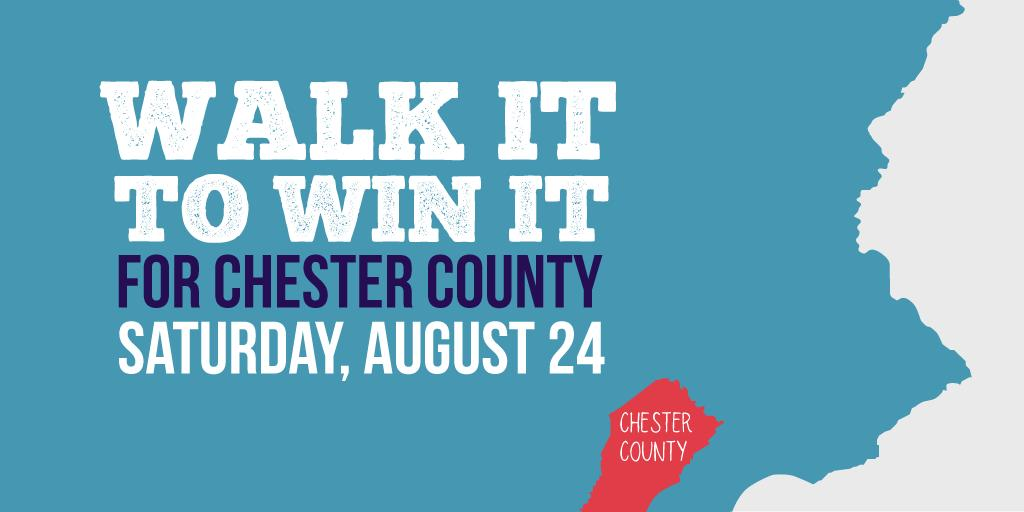 Chester County is going to be crucial in 2020. Come canvas with us this weekend! mobilize.us/turnpablue/